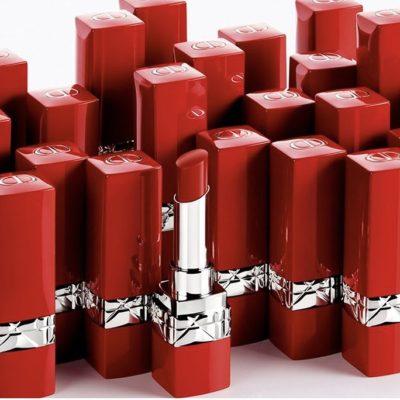 Lançamento do Batom Rouge Dior Ultra Rouge