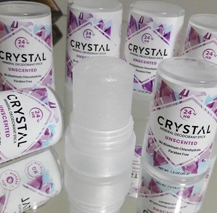Cristal Body Deodorant Stick