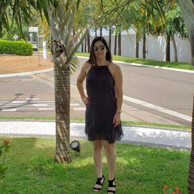 Look de sábado: Vestido preto